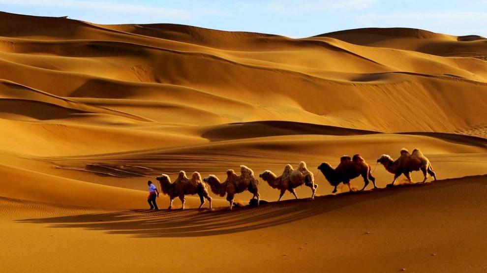 库木塔格沙漠2